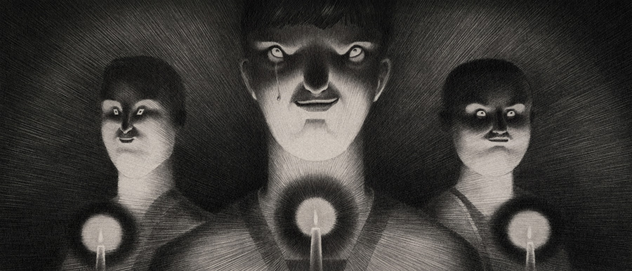Graphite Illustrations from Raymond Lemstra: raymond-lemstra_01.jpg