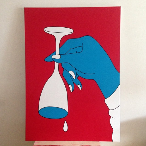 "Preview: Parra ""Same Old Song"" @ HVW8 Gallery, Los Angeles: Screen shot 2014-06-25 at 8.45.14 AM.png"