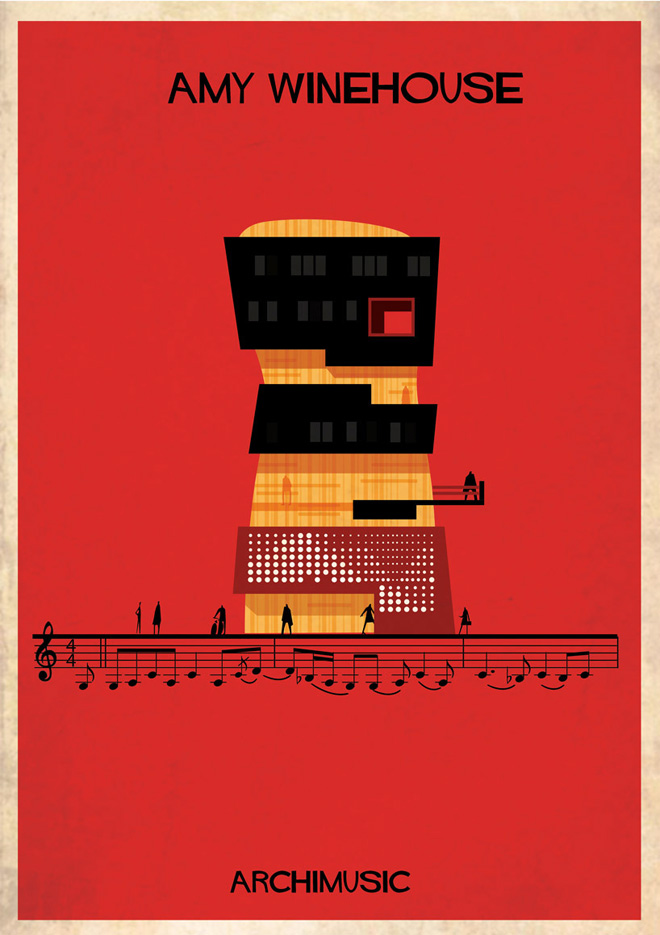 """Archimusic"" by Federico Babina: 1-federico-babinas-archimusic-illustrations.jpg"