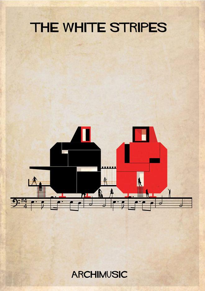 """Archimusic"" by Federico Babina: 15-federico-babinas-archimusic-illustrations.jpg"