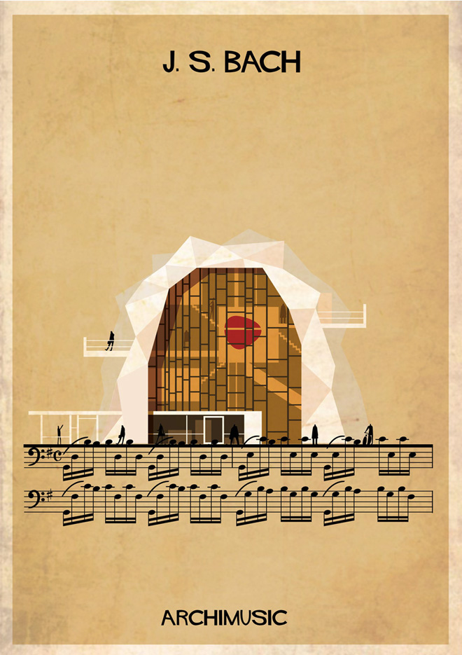 """Archimusic"" by Federico Babina: 16-federico-babinas-archimusic-illustrations.jpg"