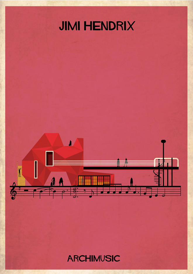"""Archimusic"" by Federico Babina: 19-federico-babinas-archimusic-illustrations.jpg"