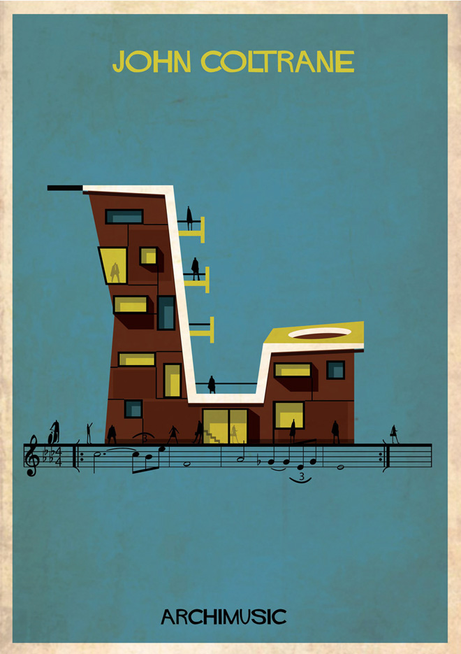 """Archimusic"" by Federico Babina: 23-federico-babinas-archimusic-illustrations.jpg"