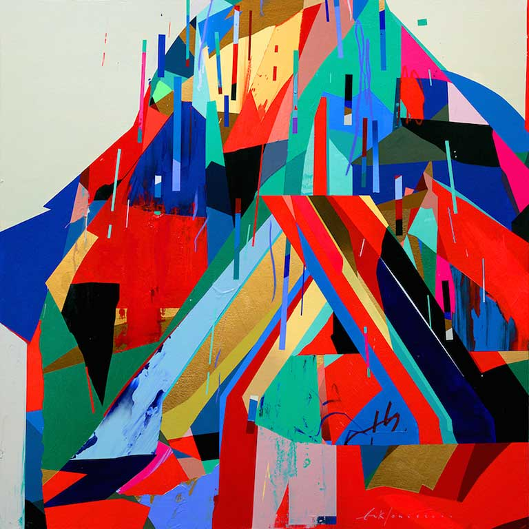 "Erik Jones ""Motion"" @ Hashimoto Contemporary, SF: Bridge-on-Mountain.jpg"