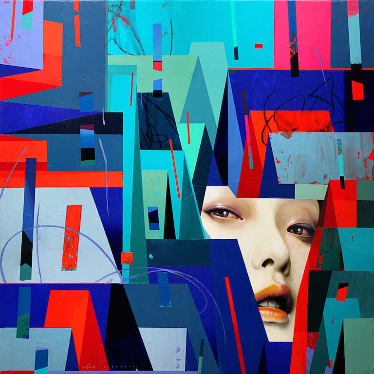 "Erik Jones ""Motion"" @ Hashimoto Contemporary, SF: City-Searching.jpg"