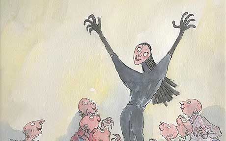 "Quentin Blake ""Inside Stories"" @ House of Illustration, London: 6a017743de1b8f970d017c3535a682970b-800wi.jpg"