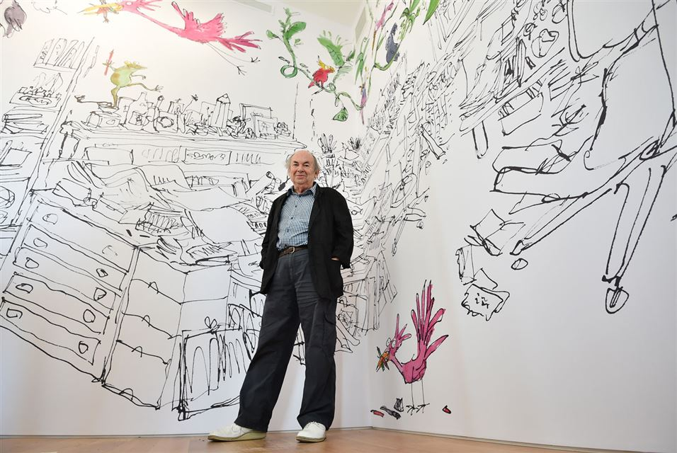 "Quentin Blake ""Inside Stories"" @ House of Illustration, London: L_1-cb33ca41-5d0a.jpg"