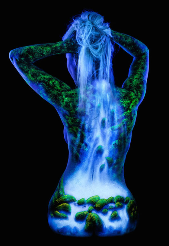John Poppleton's Black Light Bodyscapes: johnpoppleton21.jpg