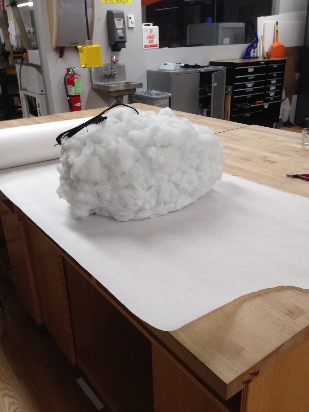 The Cloud: An Interactive Lamp and Speaker System: cloud006.jpg