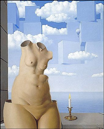 "Magritte 1947-1948 The ""Vache"" Period: Delusions of Grandeur II 1948.jpg"