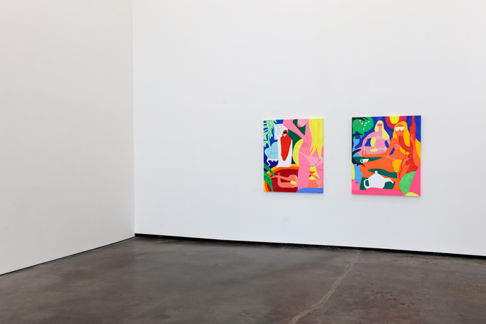 Erik Parker, Kaws, REAS, Tomoo Gokita @ Bill Brady KC, Kansas City: lores_MG_6667.jpg
