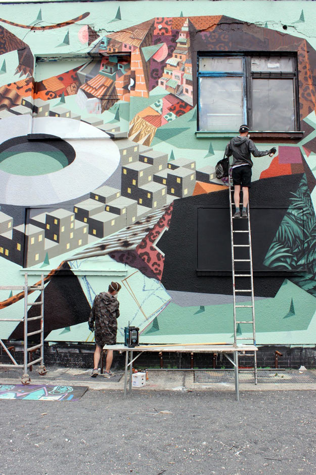 New Low Bros Mural at Urban Spree in Berlin: Photo-by-Phillipp-Barth_3.jpg