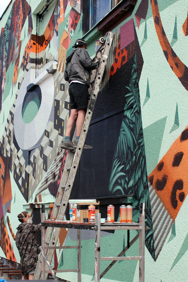 New Low Bros Mural at Urban Spree in Berlin: Photo-by-Phillipp-Barth_6.jpg