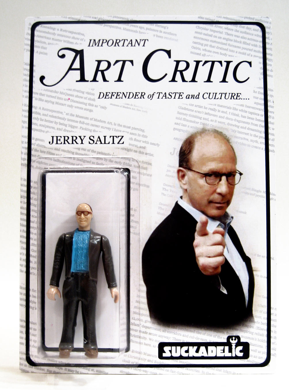 In the Magazine: The Sucklord: Jerry-Saltz.jpg