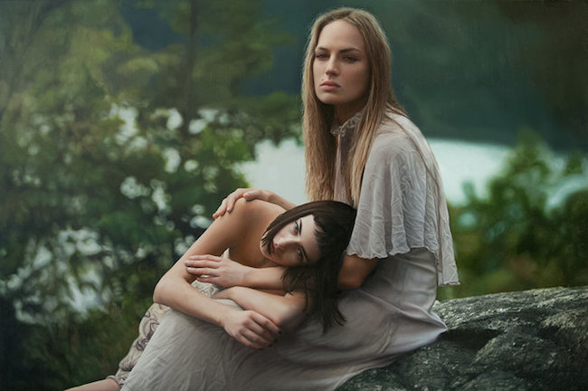 New Photoreal Mastery from Yigal Ozeri: yigal_ozeri_art_01.jpg