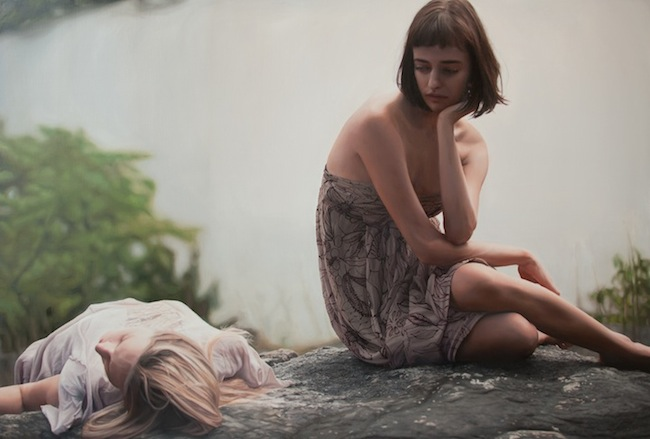 New Photoreal Mastery from Yigal Ozeri: yigal_ozeri_art_02.jpg