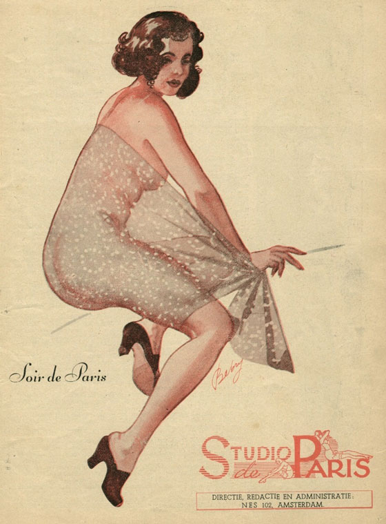 Early Dutch Pin-Ups: studio-de-paris-1.jpg