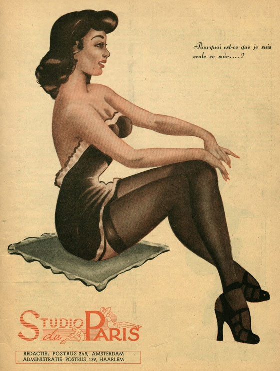 Early Dutch Pin-Ups: studio-de-paris-2.jpg