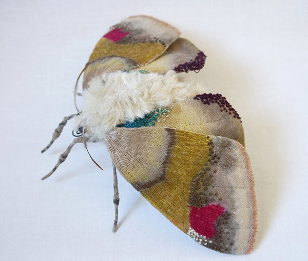 Colorful Handmade Textile Winged Creatures: butterflies011.jpg