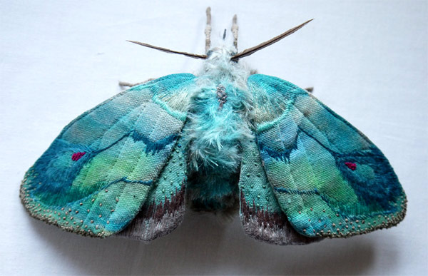 Colorful Handmade Textile Winged Creatures: butterflies015.jpg