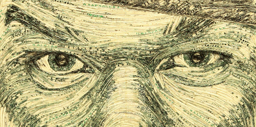 Made of Money Portraits by Evan Wondolowski: made-of-money-currency-portraits-designboom-03.jpg
