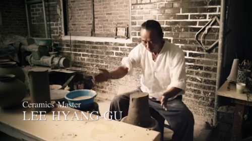 Short Film Features Five South Korean Pottery Masters: potters001.png