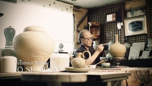 Short Film Features Five South Korean Pottery Masters: potters025.png