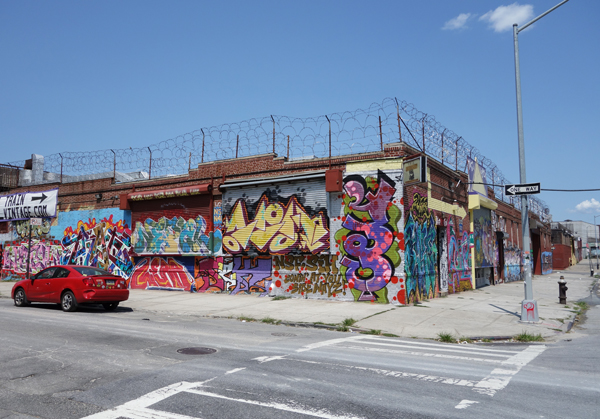 Scene Report: New York: NSF SIH wall .jpg