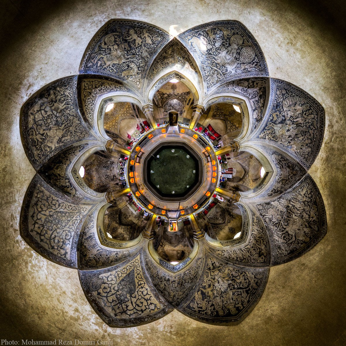 Kaleidoscope Views of the Middle East's Mosques: JuxtapozMosque02.jpg