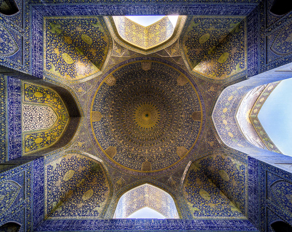Kaleidoscope Views of the Middle East's Mosques: JuxtapozMosque03.jpg