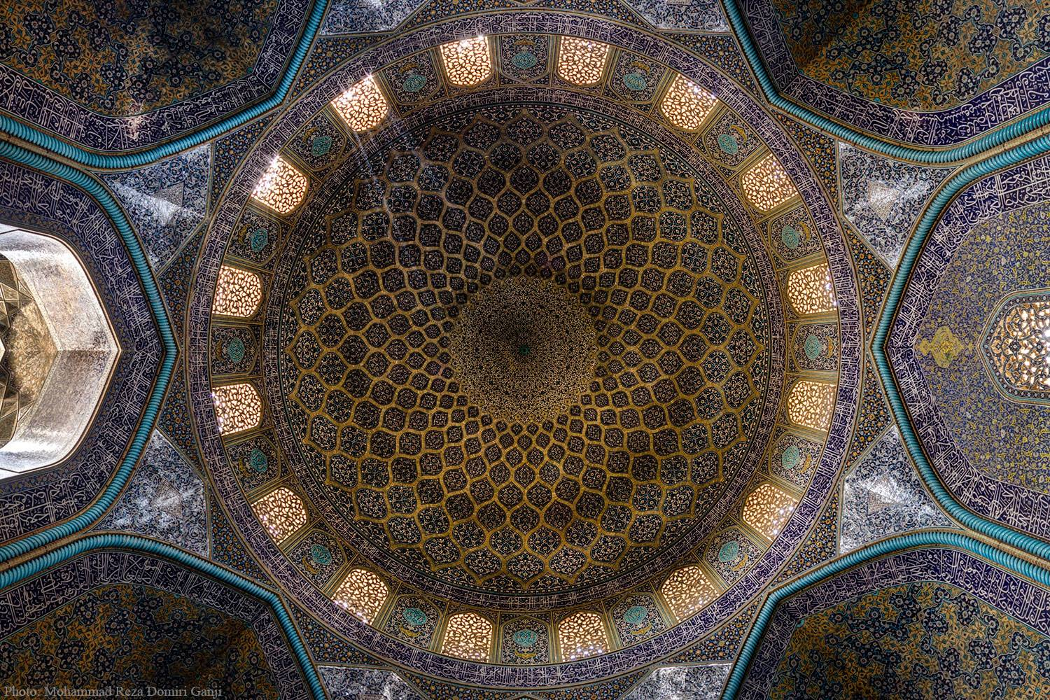 Kaleidoscope Views of the Middle East's Mosques: JuxtapozMosque07.jpg