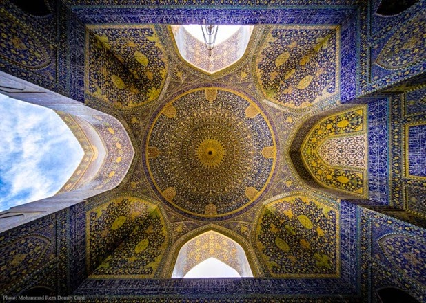 Kaleidoscope Views of the Middle East's Mosques: JuxtapozMosque13.jpg