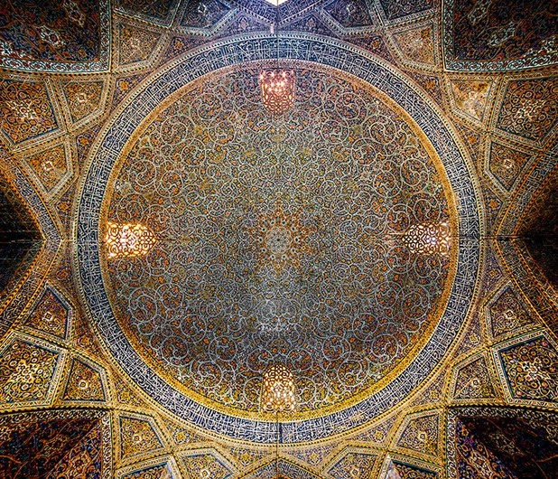 Kaleidoscope Views of the Middle East's Mosques: JuxtapozMosque17.jpg
