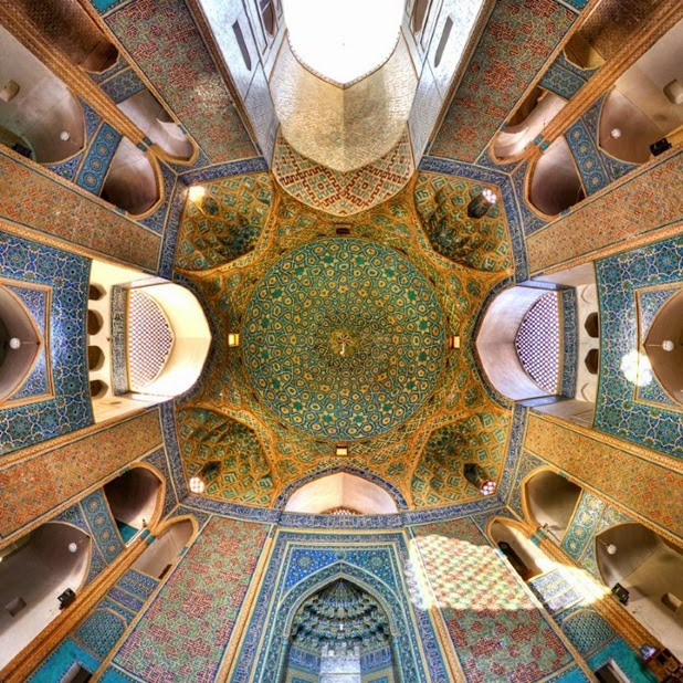 Kaleidoscope Views of the Middle East's Mosques: JuxtapozMosque18.jpg