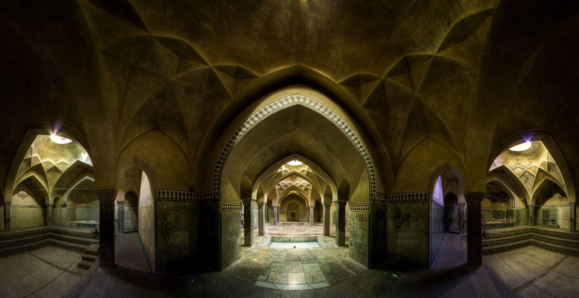 Kaleidoscope Views of the Middle East's Mosques: JuxtapozMosque20.jpg