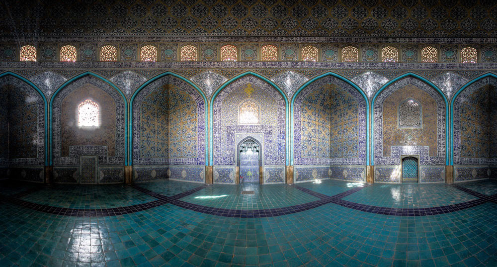Kaleidoscope Views of the Middle East's Mosques: JuxtapozMosque22.jpg