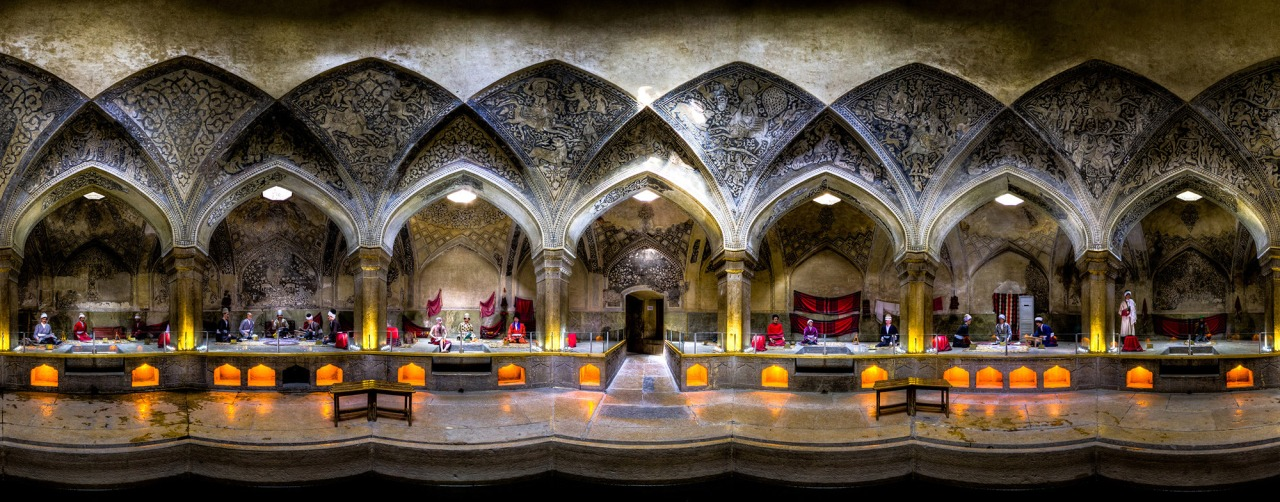 Kaleidoscope Views of the Middle East's Mosques: JuxtapozMosque27.jpg