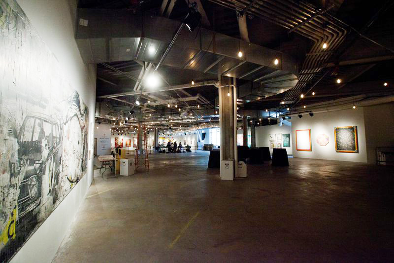 Opening: ART ALLIANCE: THE PROVOCATEURS, Chicago: 1.jpg