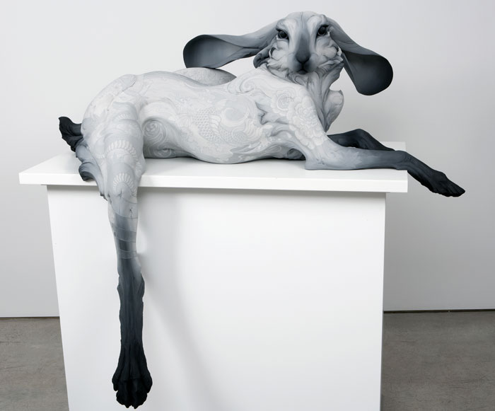 Ceramic Sculptures by Beth Cavener Stichter: tumblr_mhwb4zzNmE1rdgexeo6_1280.jpg