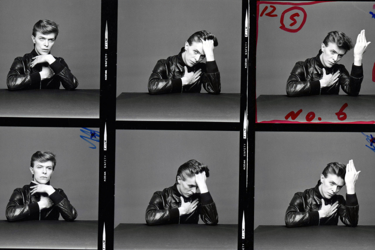 "Outtakes From David Bowie's ""Heroes"" Cover Shoot: 658119719.jpg"