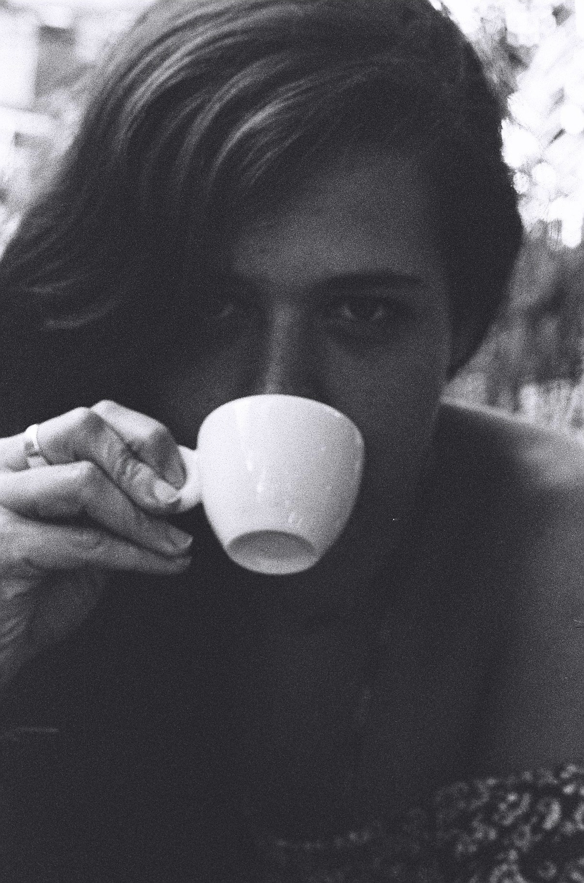 """Coffee or Cigarettes"" by William Baglione: Julia Bolliger 2.JPG"