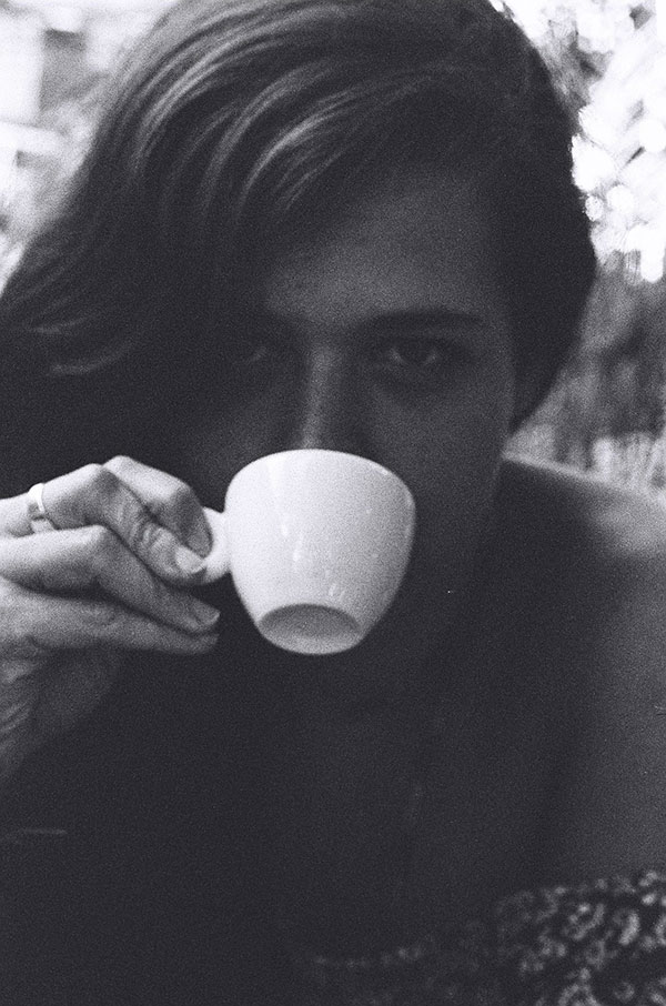 """Coffee or Cigarettes"" by William Baglione: Julia-Bolliger-2.jpg"