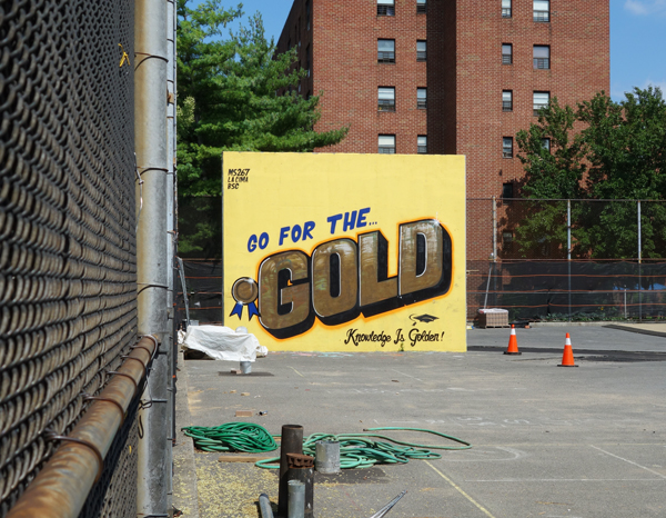 Scene Report: New York: Go for the Gold.jpg