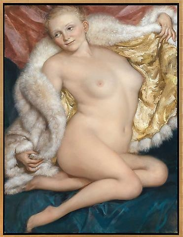 John Currin and The Strangely Seductive: d87004892b65ff400c12a28c862f6ceb.jpg