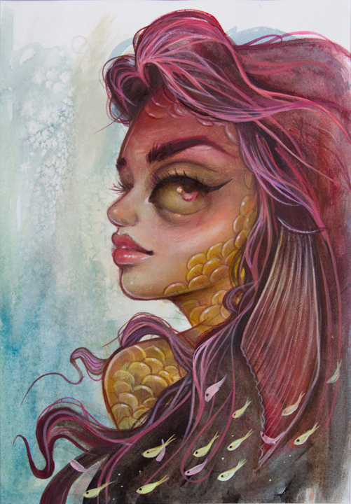 Tatiana Suarez: The Eyes Have it: Iara.jpg