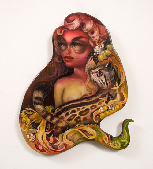 Tatiana Suarez: The Eyes Have it: MARGAY.jpg