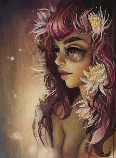Tatiana Suarez: The Eyes Have it: QueenOftheNight.jpg