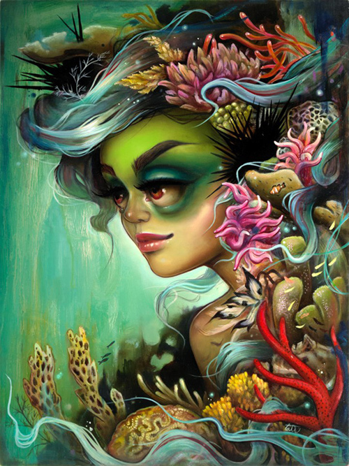 Tatiana Suarez: The Eyes Have it: rainforests.jpg