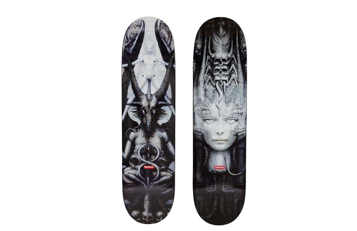 H.R. Giger for Supreme Fall/Winter 2014: Screen shot 2014-08-18 at 8.28.33 AM.png
