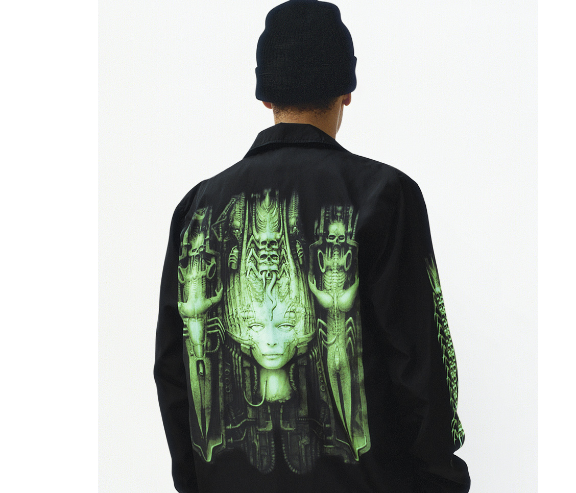 H.R. Giger for Supreme Fall/Winter 2014: Screen shot 2014-08-18 at 8.30.08 AM.png